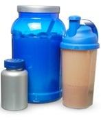 Proteintilskud