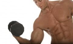Husk at træn muskler under slankekur