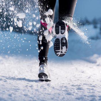 Løbetræning om vinteren