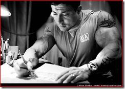 En anden mulighed er at lave bodybuilding med et 2-split program