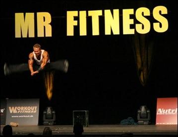 Henning til Mr. Fitness