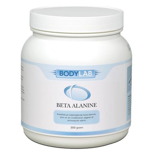 Beta Alanine kan nu endelig købes i Danmark.